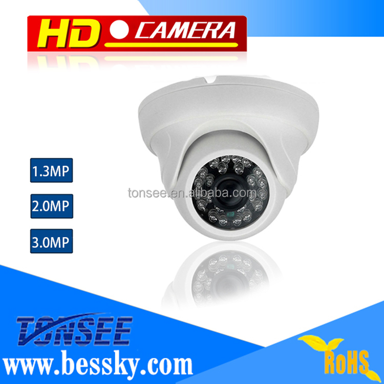 cctv camera supplier HD 1080P Dome AHD Camera work with dvr China surveillance kit Suppliers