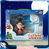 Best choice for christmas GW-THY838 rc flying santa claus toys remote control toys flying doll gift