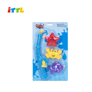 Funny Plastic kids Fishing Game toys for sale