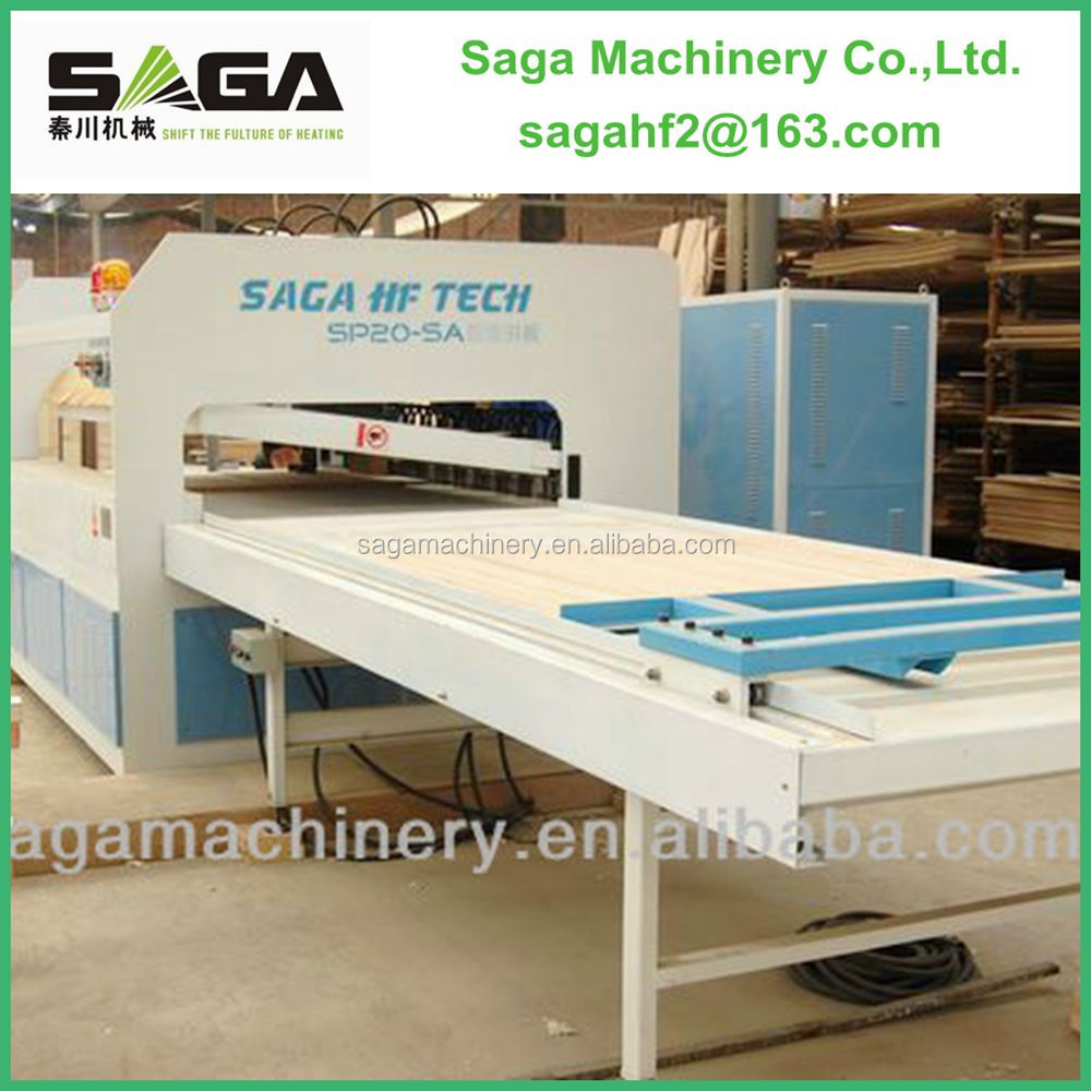 30KW HF Wood Joining Press Machine For Sales SP30-SA