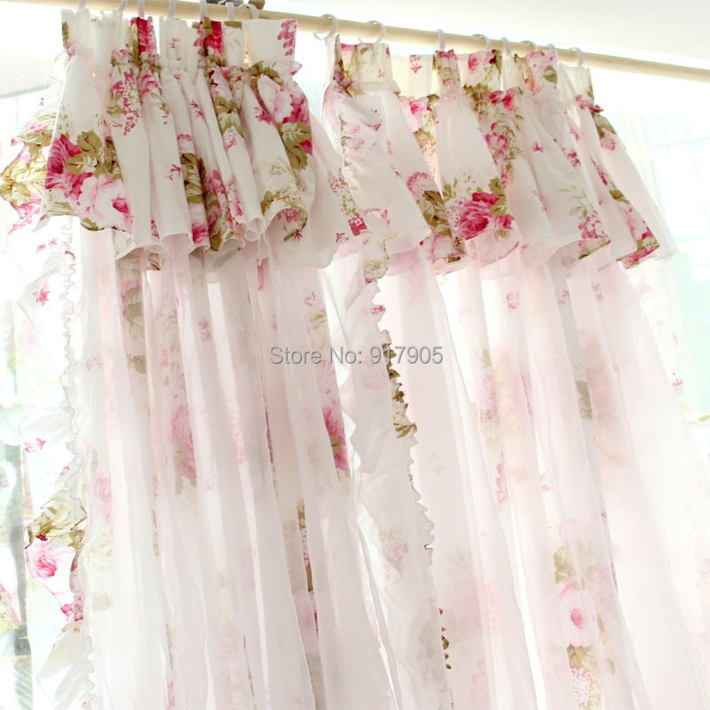 Vintage Floral Curtains 19
