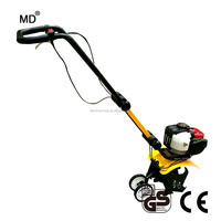 1.5HP 4 - stroke small cultivator mini tiller cultivator for mini garden