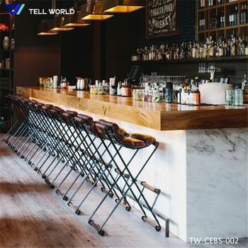 Modern Coffee Counter Designs/cafe Shop Bar Counter/high Gloss Restaurant Bar  Counter