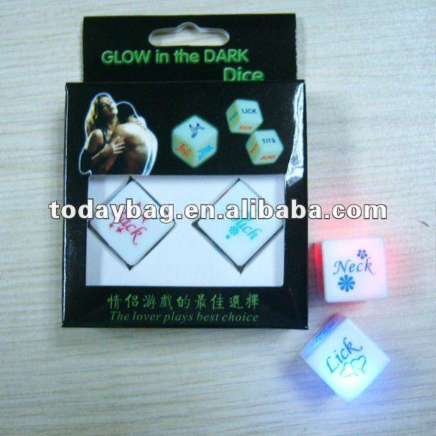 Эротические кубики светящиеся в темноте фото 131-68