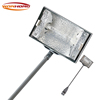 Exhibition halogen long arm expo trade show display stand light KJ502