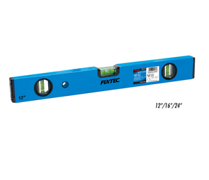 "FIXTEC High Quality 12""-40"" Aluminum Alloy Spirit Level"