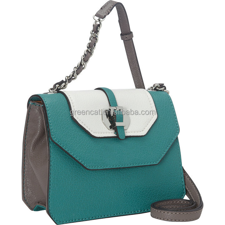 2014 Ladies Shoulder Office Side Pu Executive Leather Office Bags ...