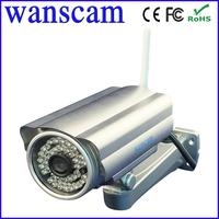 Wireless Internet P2P Plug and Play Waterproof 720P Mega IR IP Camera