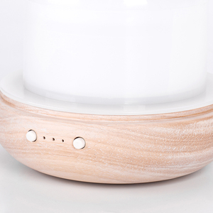 180ML Ultrasonic Humidifier Type and Tabletop / Portable Installation spa room aroma diffusers