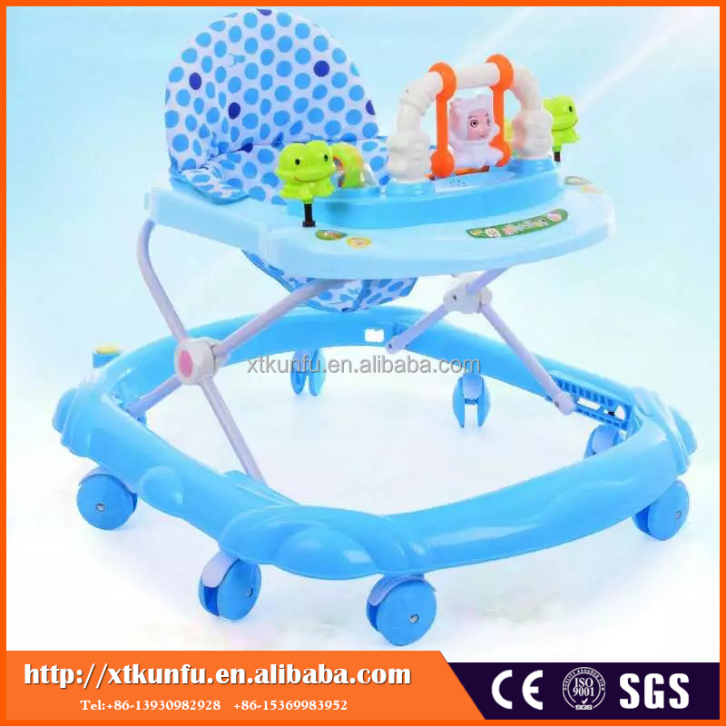 wholesale new model baby walker fisher price with Rotating Wheel Toy Play