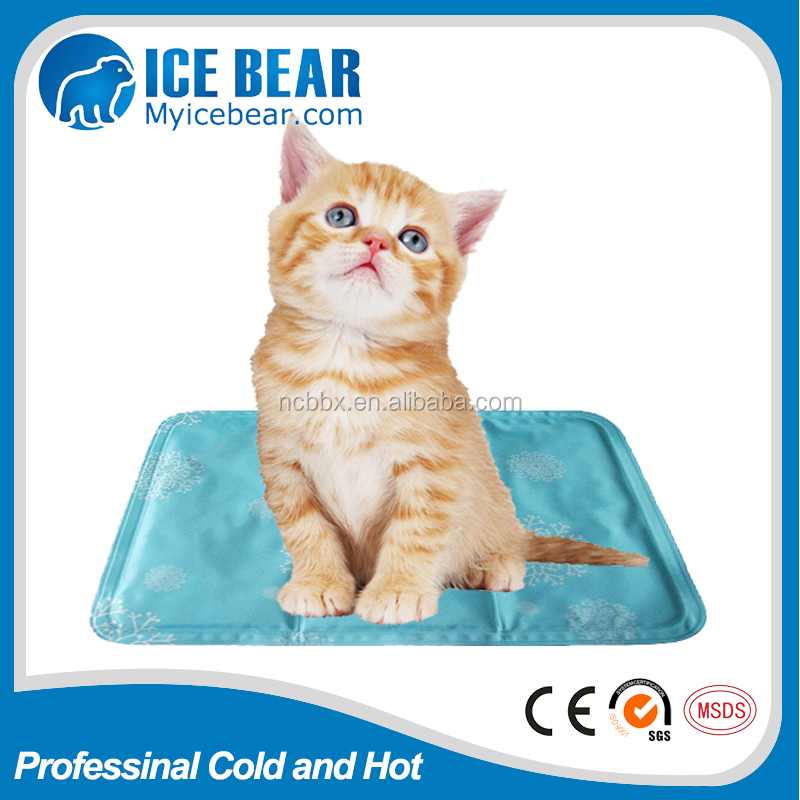 Hot Sale Pet Body Cooler Pet Cooling Matress Pad