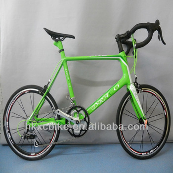oem mini velo carbon minivelo frame super light groupset campagnolo full carbon mini bike