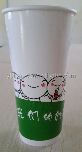 paper for sign wall cup,export paper cup,paper cup for take away