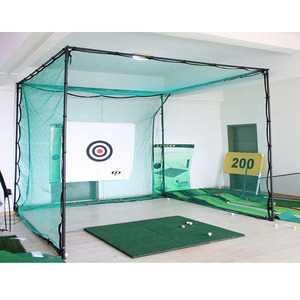 Custom size chipping practice golf net for golf