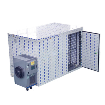 CE Approved Energy Saving Fruit And Vegetable Industrial Food Dehydrator