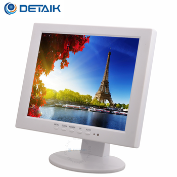 Top Quality LED Computer Monitor 10.4 Inch TFT LCD Car TV Monitor With VGA AV HD Input