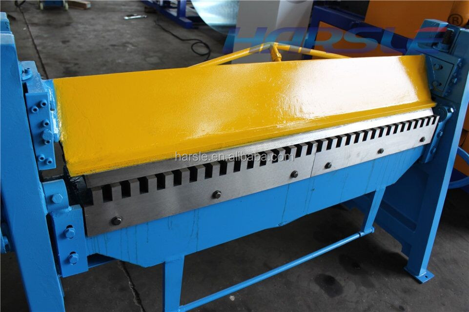 Hc2500 * 1 Manual Sheet Metal Bending Folding Machine