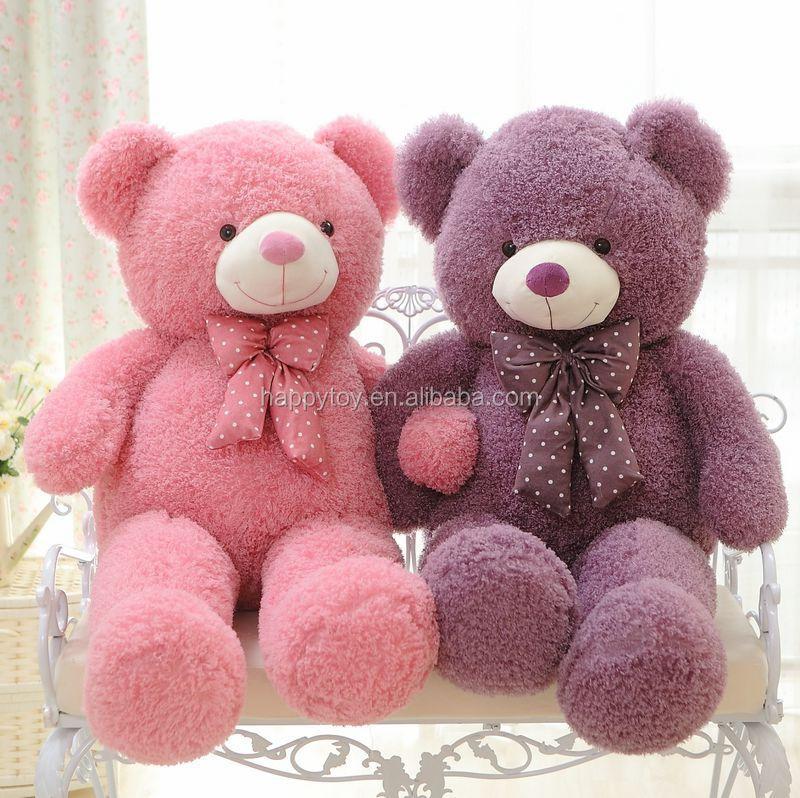 Happy Island Ce Plush Fabric For Making Soft Toys,Valentine Plush ...