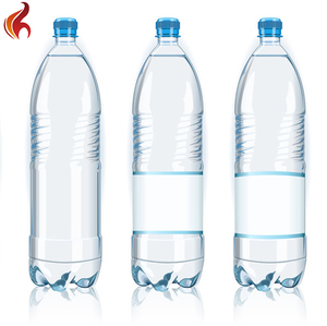 400ml PET plastic mineral water bottle plastic bottle