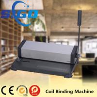Plastic Spiral Wire binding machine