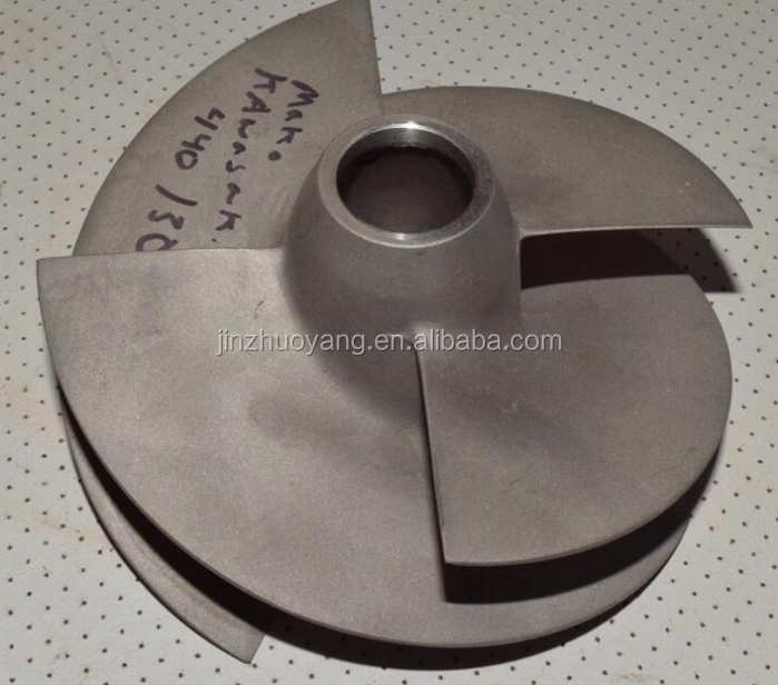 Customized casting iron investment lost wax parts
