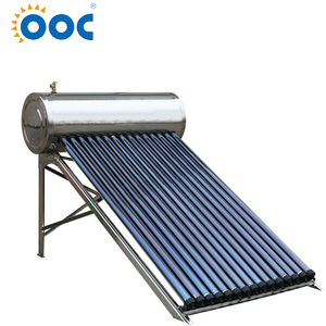 Cheap Price Heat Pipe Closed Loop Pressurized Solar Water Heater For Mexico