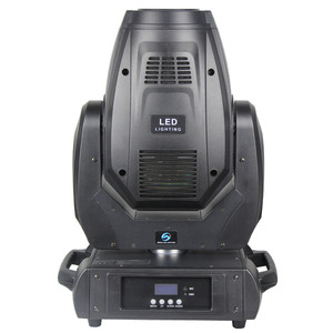 Guangzhou professional stage gobo 300w led spot moving head