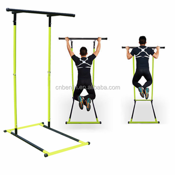 Home Free Standing Pull Up Bar And Dip Station With Storage Bag Buy Free Standing Bar Pull Up Bar Home Dip Station Product On Alibaba Com