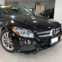 CHEAP USED CARS MERCEDES-BENZ C-CLASS 2015