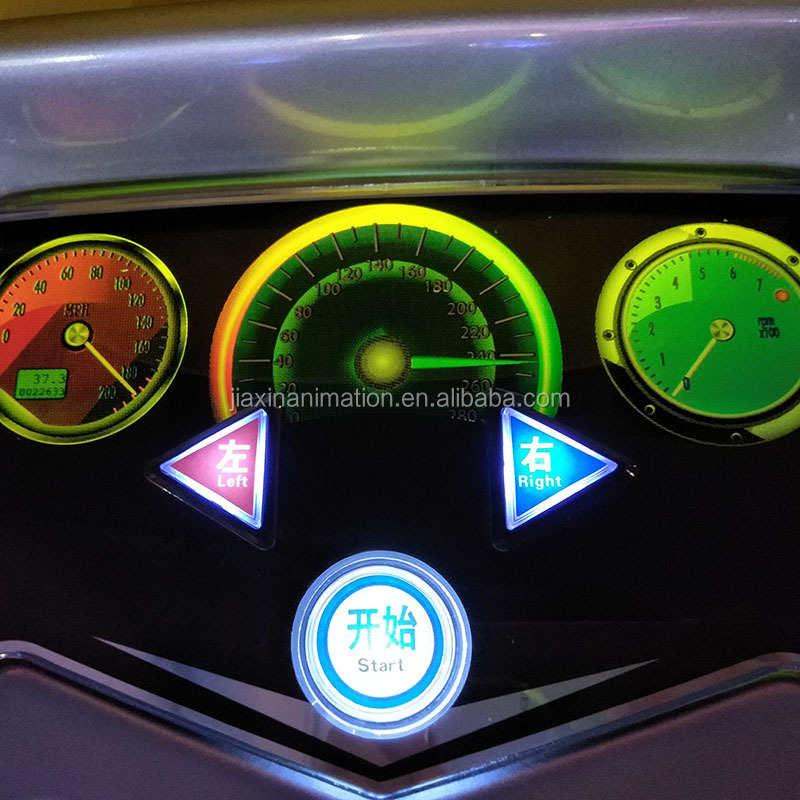 Jiaxin Hot Sale Coin Operated Car Racing AR Game Machine