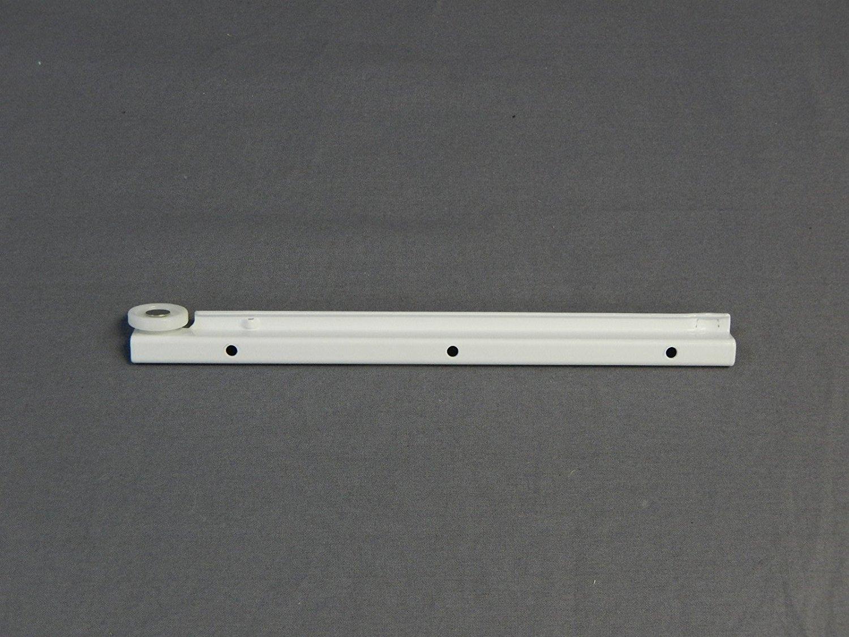 Recertified GE WR72X10220 Refrigerator Pan Left Slide Glider