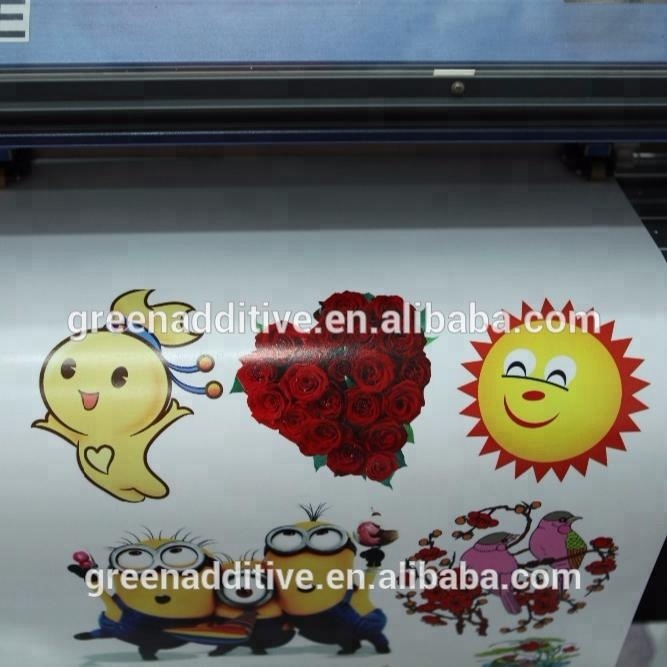 eco solvent heat transfer paper dark/printable heat transfer t-shirt vinyl/iron-on transfer film for Mimaki/61cm*30m Roll
