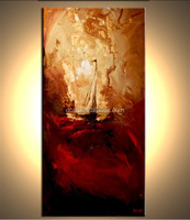 Cheap Canvas Wall Arts Abstract Modern
