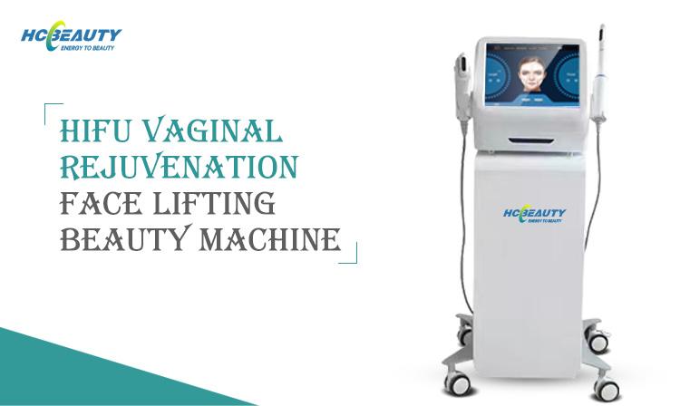 Hcbeauty超音波集束技術膣締め付けhifu膣治療マシン