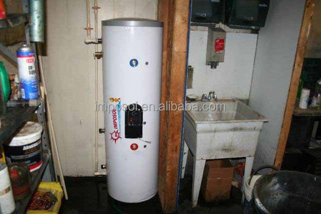 100L Split Pressurized Solar Energy Water Heater/Heat Pump Water Heater Split System