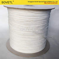 High quality braided 2.5mm nylon rope for sale