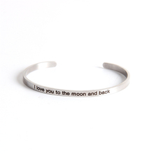 High Quality Low Price Stainless Steel Bracelet for Women Gifts