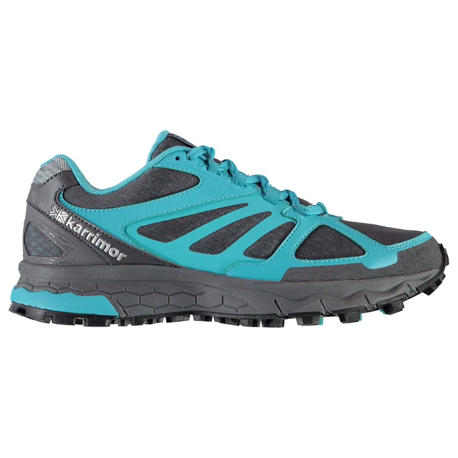 4578817f8ca Get Quotations · Karrimor Womens Tempo 5 Trail Running Shoes Lace up