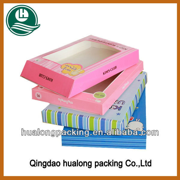 China Manufacture Carton Boxes for Childrens' Garment