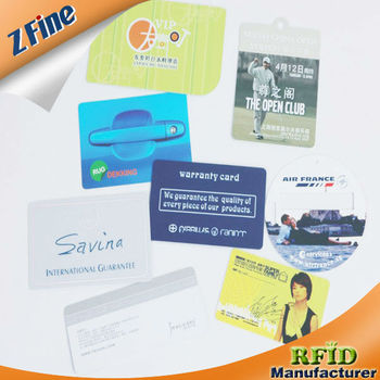 High Quality Hot New Custom Wholesale Customized printed plastic Scratch Cards