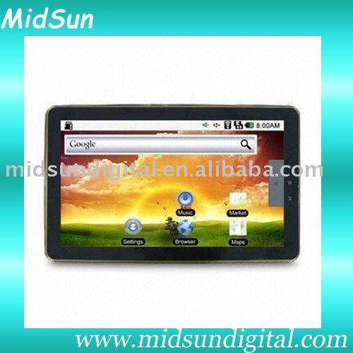 10inch windows 7 tablet pc,mid,Android 2.3,Cotex A9,1.2Ghz,Build in 3G,WIFI GPS,Bluetooth,GSM,WCDMA,Call Phone,sim card slot