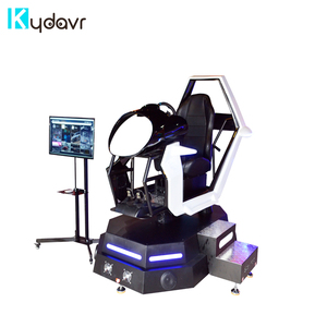 The king of car VR car racing 9d vr game machine in 2018