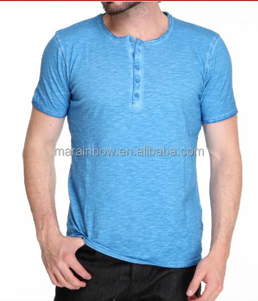 Wholesale men 39 s thin soft burnout cotton fabric fashion for Cheap bulk custom t shirts