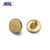 Hot Sale High Grade Stock Colorful Flat Metal Sewing Shank Button For Suit