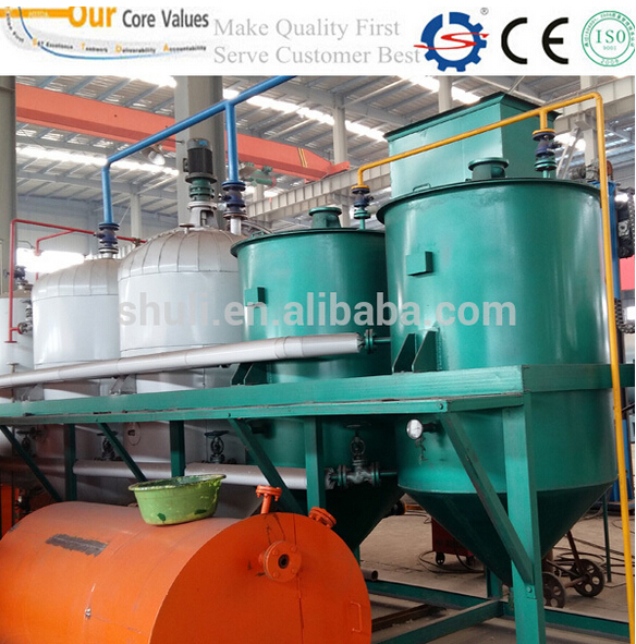 5t/d Olives mini refinery for gas condensate and crude oil /oil refine machine/oil refinery equipment