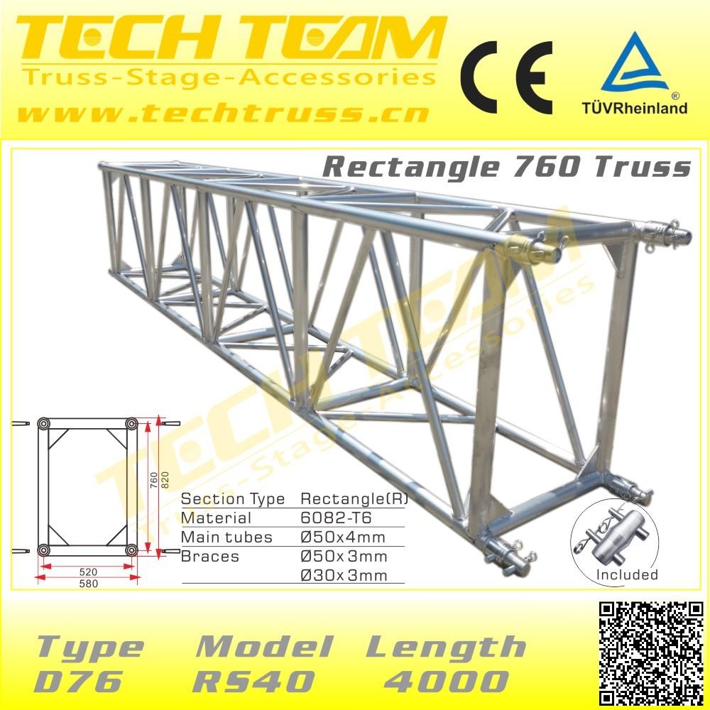 D76 Rs30 Aluminum Stage Truss Used Aluminum Truss Buy