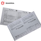 China Manufactory continous computer paper typing receipt
