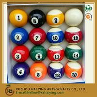 Genuine Belgian Aramith Premium Pool/billiard Ball Set (phenolic ...