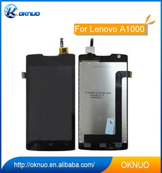 Haute Qualite Pour 4 Pouce Lenovo A1000 Ecran Lcd Avec Tactile De Reparation D