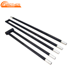 1400C 1500C U W Dumbbell Type Silicon Carbide Rod SiC Heating Elements, SiC Heater Rod